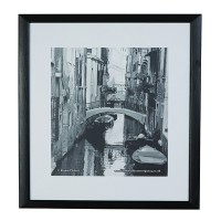 Image for PAC A2 Black Wood Frame Non-Glass
