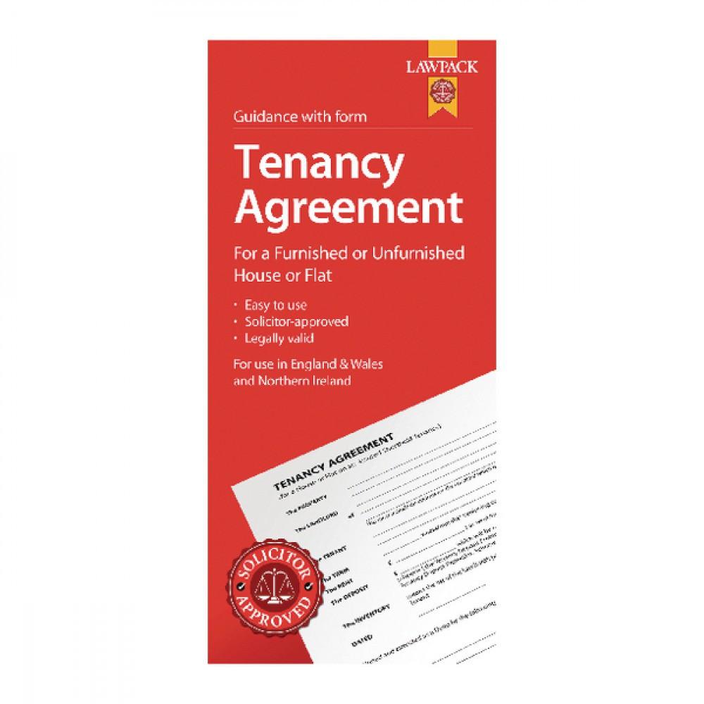 Lawpack Tenancy Agreement Pk5