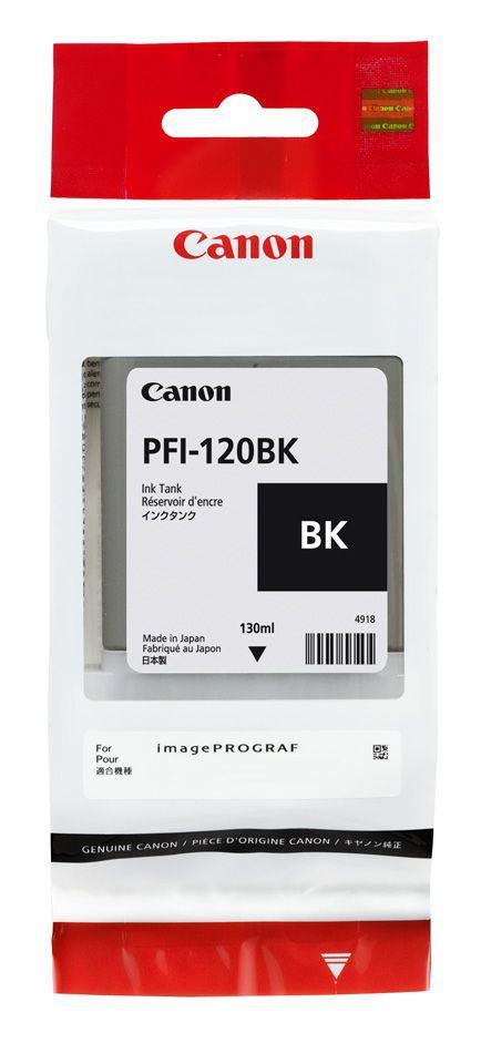 CANON PFI-120BK BLACK INK
