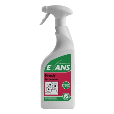 Fresh Air Freshener 750ml Trigger Spray