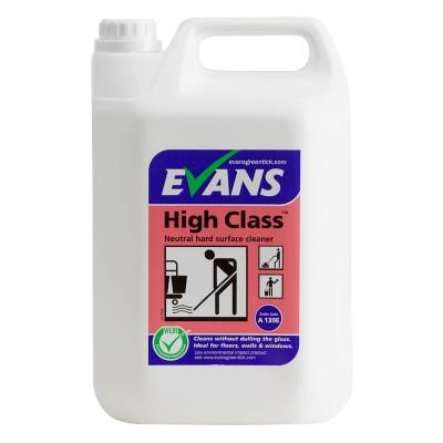 High Class Neutral Hard Surface Cleaner 5 Litre