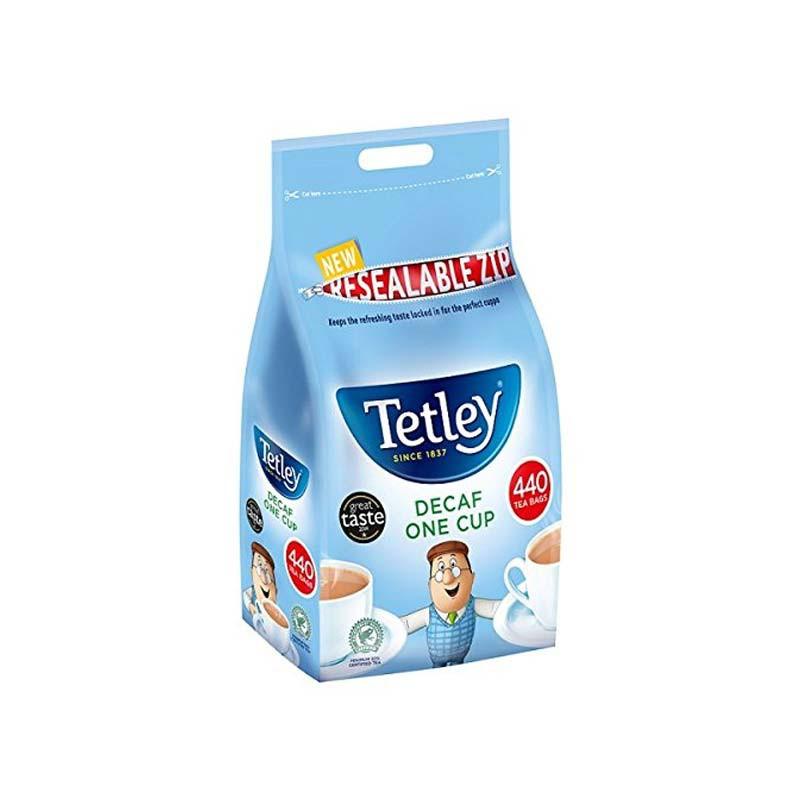 Tetley Tea Decaff One Cup