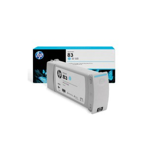 HP 83 Light Cyan UV Ink Pk3 C5076A