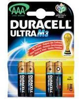 Duracell Ultra M3 Battery Pack of 8 AAA 15071690 V-EX32